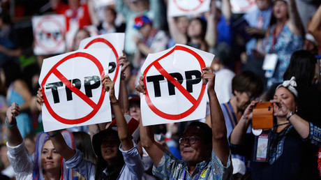 Obama trade chief says TPP may still pass Congress after elections – report
