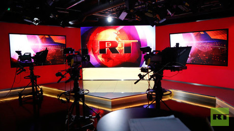 'UK's censorship & harassment are no solution': European journalists' union speaks up for RT