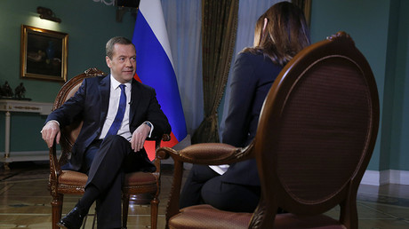 Russia's goal in Syria is to ensure national security – PM Medvedev