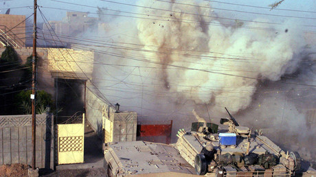 'Epidemic of birth defects & cancer in Iraq after US-led war'