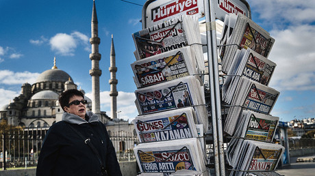 New EU report slams Turkey for 'relapse' in attacks on press freedom – German media