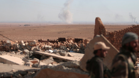 US-backed fighters advance on ISIS 'capital' Raqqa