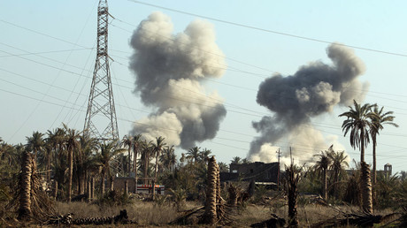 US Central Command confirms 119 civilians killed in US airstrikes in Syria & Iraq since 2014