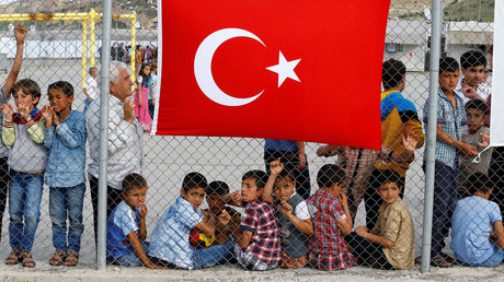 Erdogan says Europe not ready to face 3mn refugees as EU-Turkey deal collapse looms