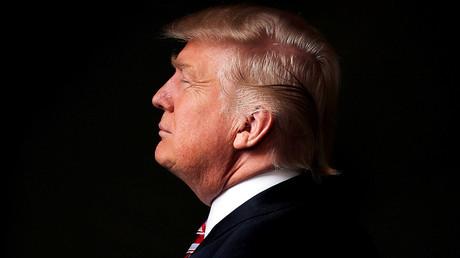 US President Donald Trump © Lucas Jackson