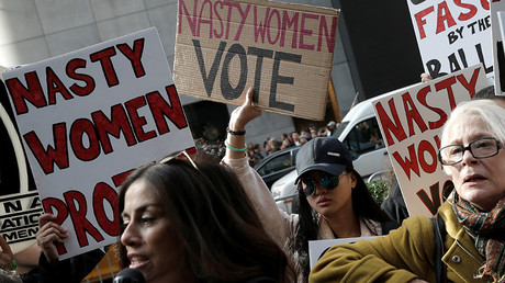 Women's March on Washington poised to greet Trump's first full day in office