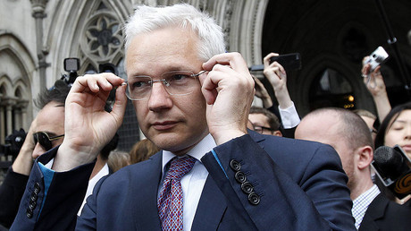 Assange questioned at Ecuadorian embassy over rape allegation