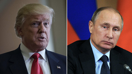 Putin & Trump discuss Syria and US-Russia relations in phone call – Kremlin