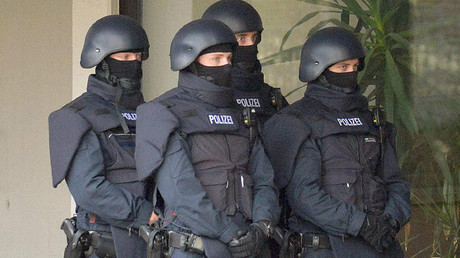 Massive special op against Islamists carried out in 10 German federal states, 60 cities
