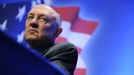Former director of the U.S. Central Intelligence Agency James Woolsey. ©Jonathan Ernst