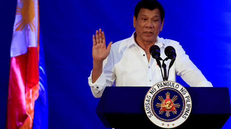Philippines may pull out of 'useless' ICC, happy to join world order led by Russia, China – Duterte