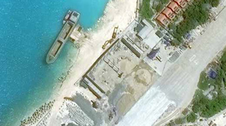 © CSIS / AMTI DigitalGlobe