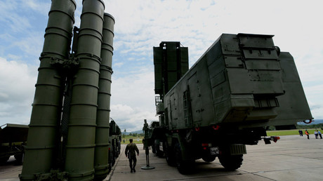Turkey 'in talks to buy Russian S-400 anti-missile system' after snubbing China deal