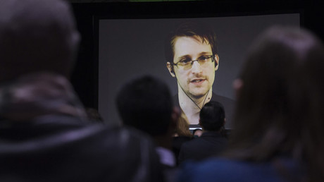 Fear of terrorism used as 'legislative magic wand' for surveillance, says Snowden (VIDEO)