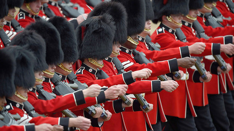 Queen's elite Guards regiments are badly short of soldiers – MoD figures