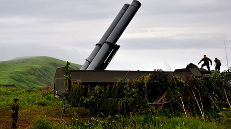 The Bastion coastal defense missile system ©  Vitaliy Ankov