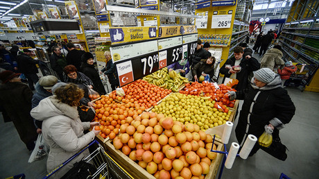 Putin: Russia's ban on Western foods will last 'as long as possible'