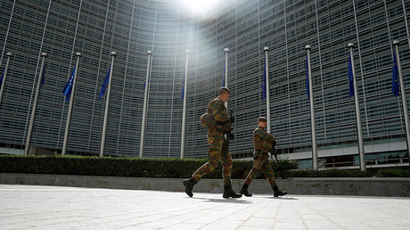EU Army approved, potentially saddling UK with £420mn annual bill