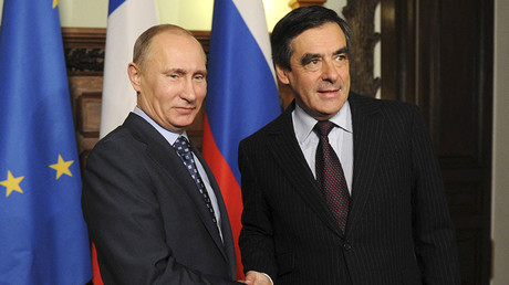 'Tough, but decent & real professional': Putin on French presidential hopeful Fillon