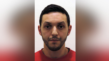 Mohamed Abrini © Federal police / AFP