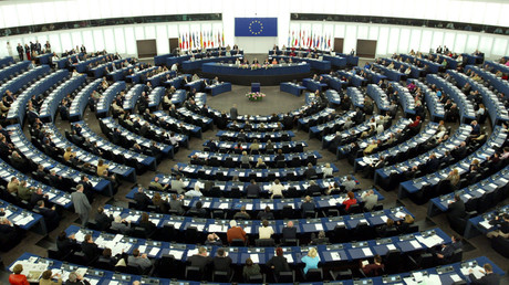 EU votes for citizens to fund their own brainwashing