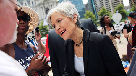 Wisconsin receives Stein and Del La Fuente recount petitions