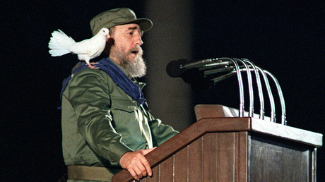 Sympathy & celebration: Twitterati react to death of former Cuban president Fidel Castro