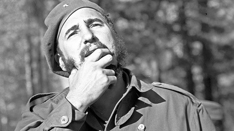 FILE PHOTO: Fidel Castro © Sputnik