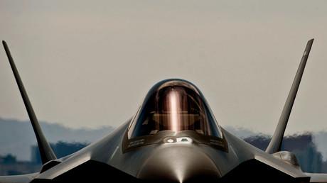 F-35 © Daniel Hughes