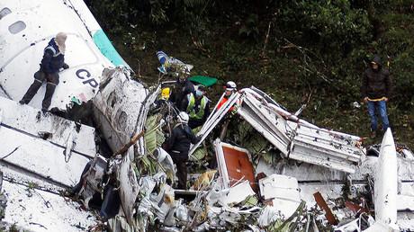 Brazilian football team took doomed flight after being denied charter request