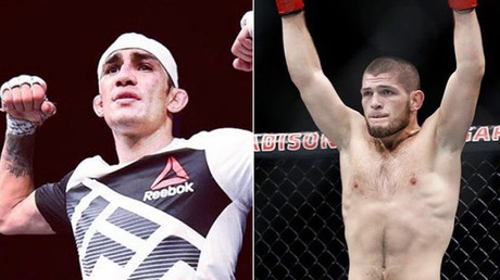 UFC's Ferguson blasts Nurmagomedov as tensions rise
