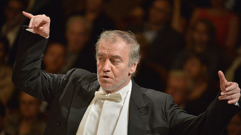 Exclusive: 1st ever LIVE 360 symphony concert from Mariinsky Theater