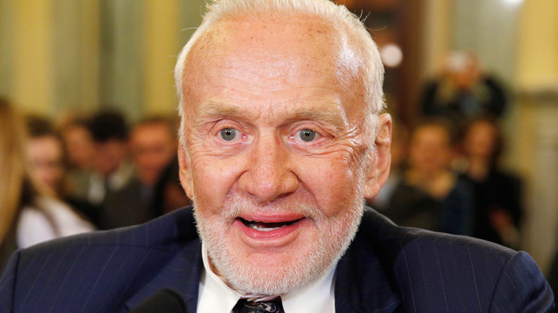 Astronaut Buzz Aldrin airlifted from South Pole due to health scare