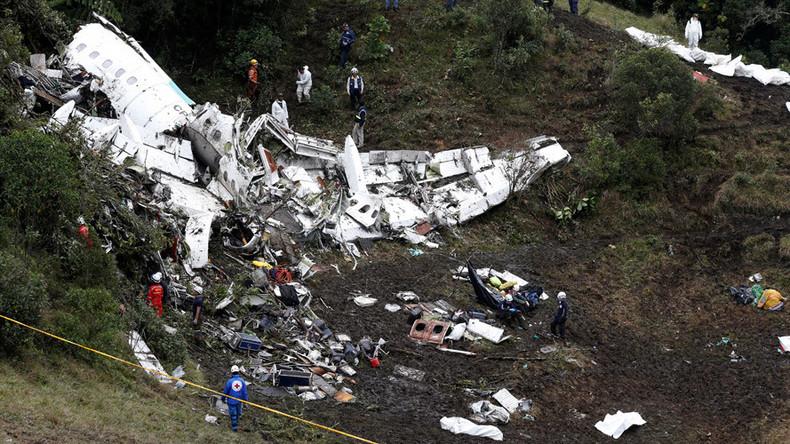 Chapecoense plane crash: Crew of Brazilian team's flight skipped refueling to save time