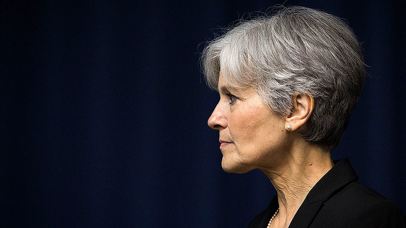 Green Party's Jill Stein to seek intervention of federal court in Pennsylvania recount bid
