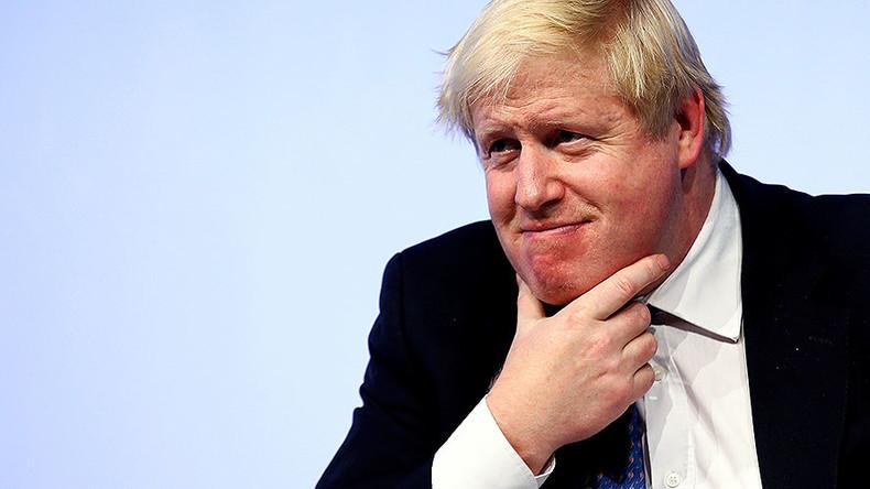 BoJo no go: UK politicians told to stop calling Boris Johnson 'Boris' - report