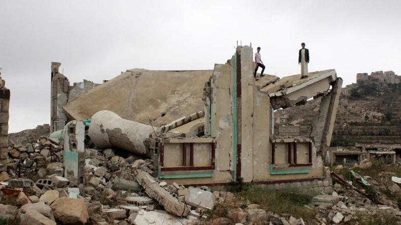 'Threshold not crossed': Boris Johnson denies Saudi bombing massacres in Yemen breach int'l law