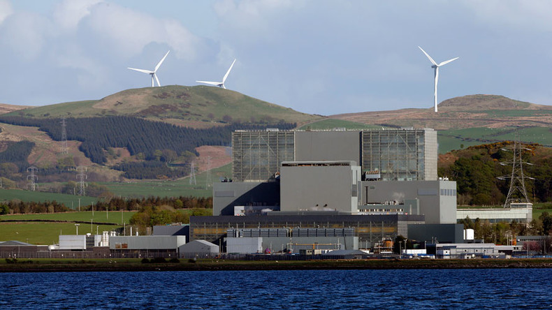 Tsunamis threaten Britain's nuclear power plants, scientists warn