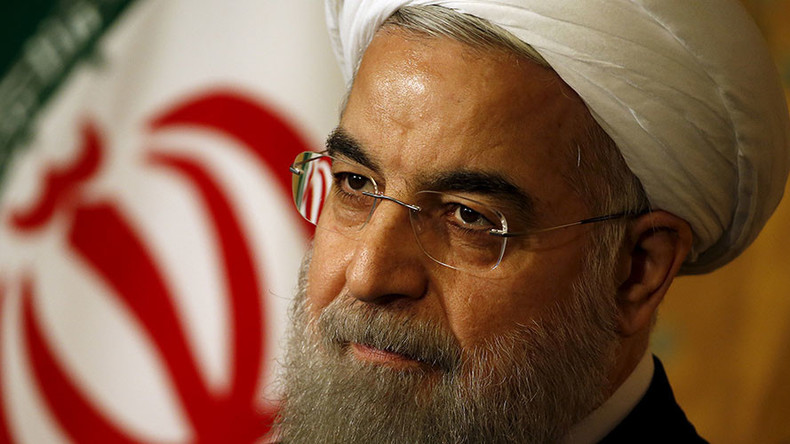 Iran won't let US rip up nuke deal – Rouhani