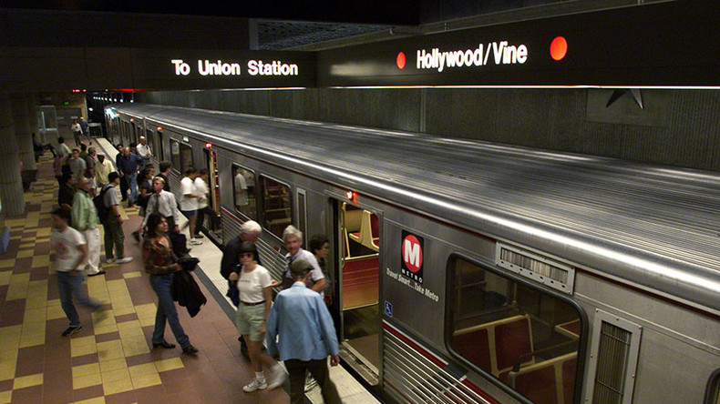 FBI investigating 'very specific' threat to Los Angeles transit system