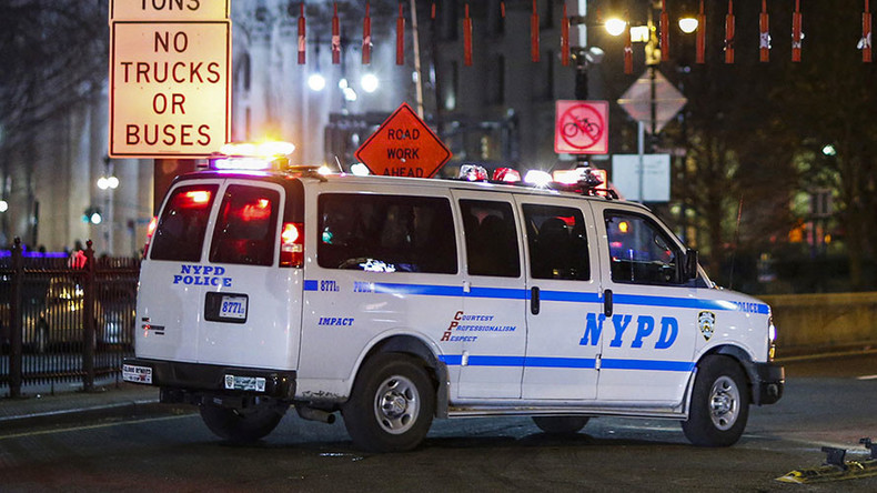 NYPD search for 'contract killer' suspected of killing off-duty correction officer – report