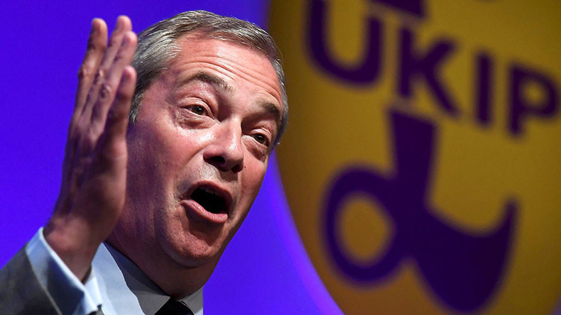 Time magazine person of the year goes to… Nigel Farage?