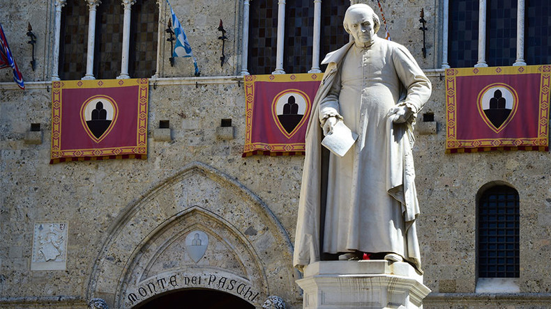 Rescue deal ready for Italy's Monte dei Paschi bank