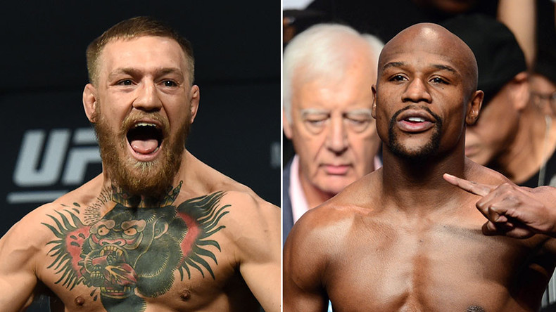 McGregor vs Mayweather 'ain't happening' – UFC head Dana White
