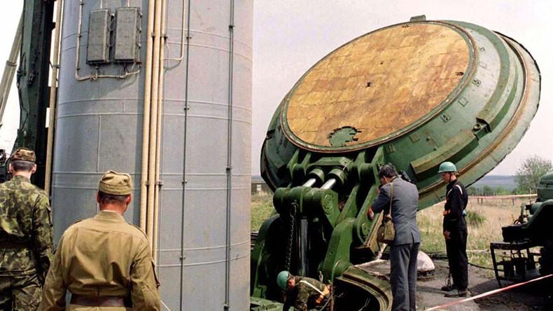 Radical MPs bid to make Ukraine nuclear again