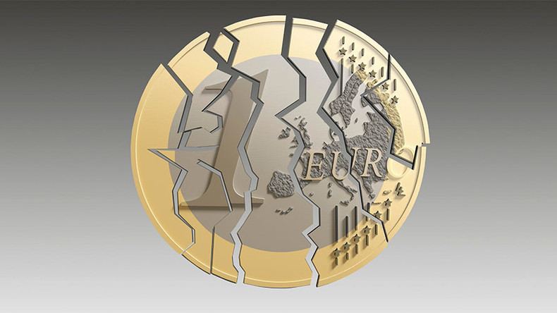 'Euro currency under threat'