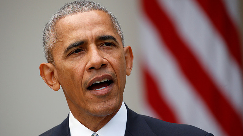Right makes might, not other way around: Obama sums up war on terror legacy