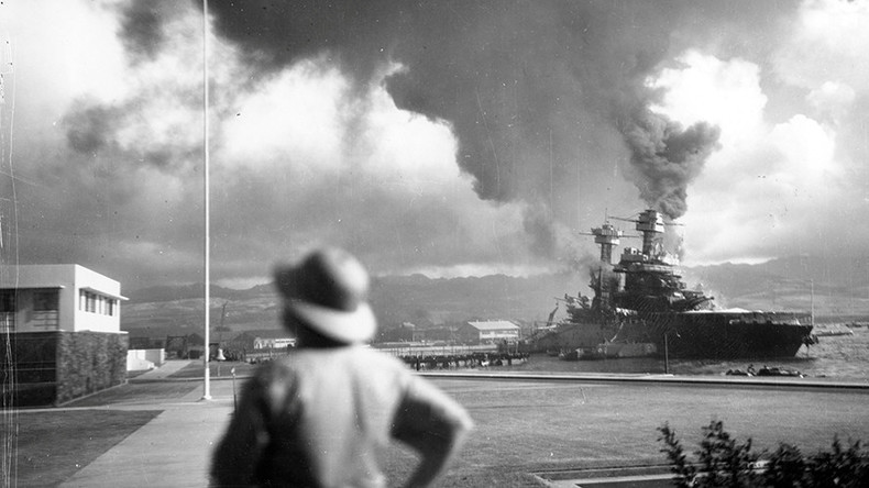 Attack on Pearl Harbor observed 75 years later