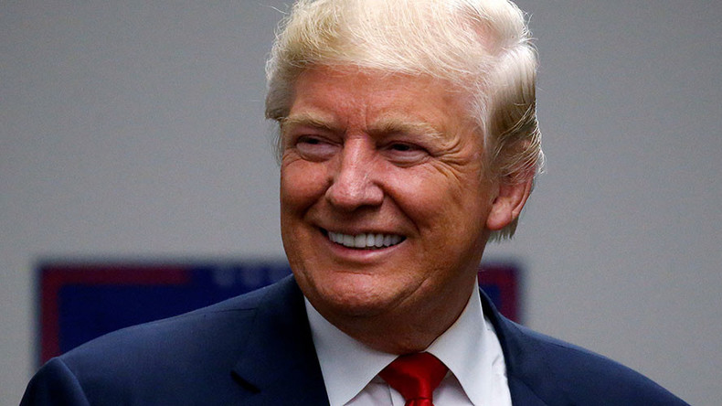 Donald Trump named TIME Person of the Year for 2016