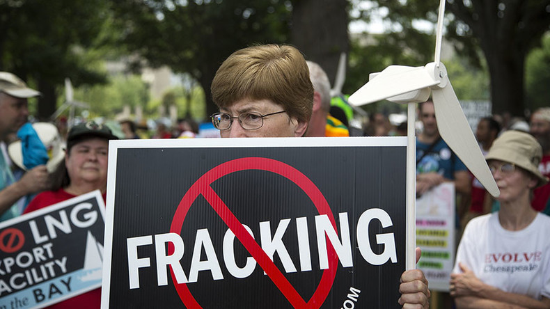 Oklahoma residents sue energy companies over fracking quakes